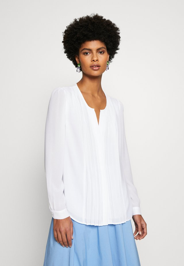 CHARLOTTE - Blouse - white