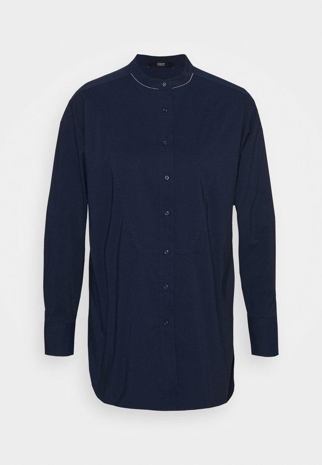 CLEMANDE FARMERS GLAM - Camicia - dark blue