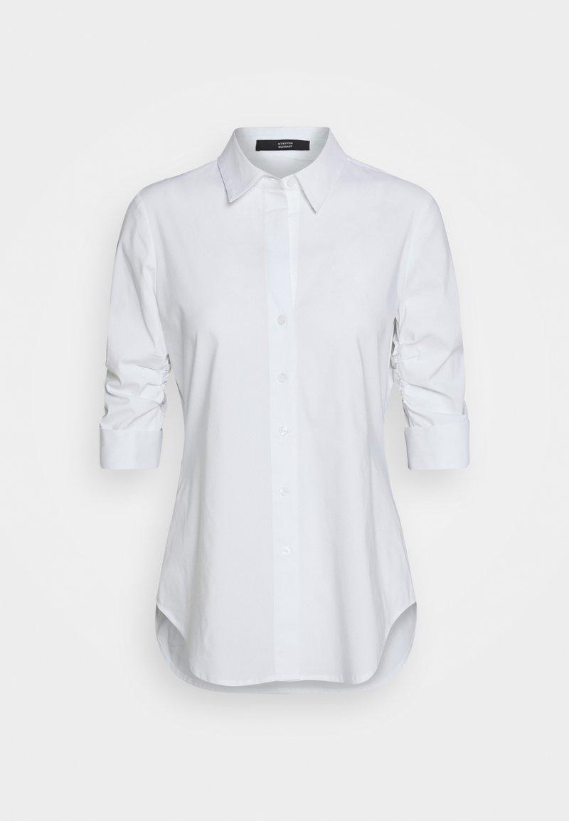 Steffen Schraut - THE ESSENTIAL BLOUSE - Camicia - white