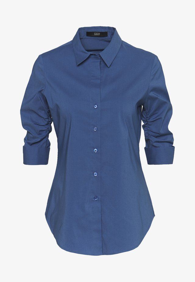 THE ESSENTIAL BLOUSE - Košile - smoky blue