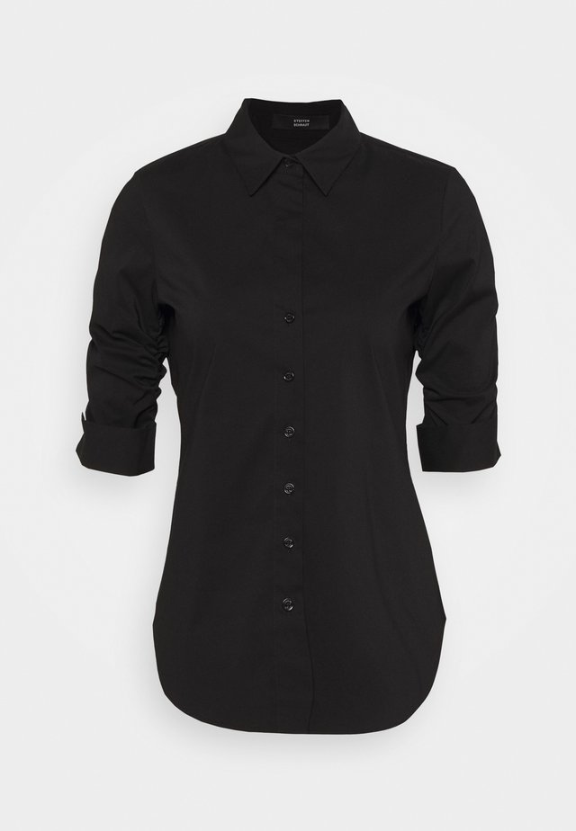 THE ESSENTIAL BLOUSE - Skjorte - black