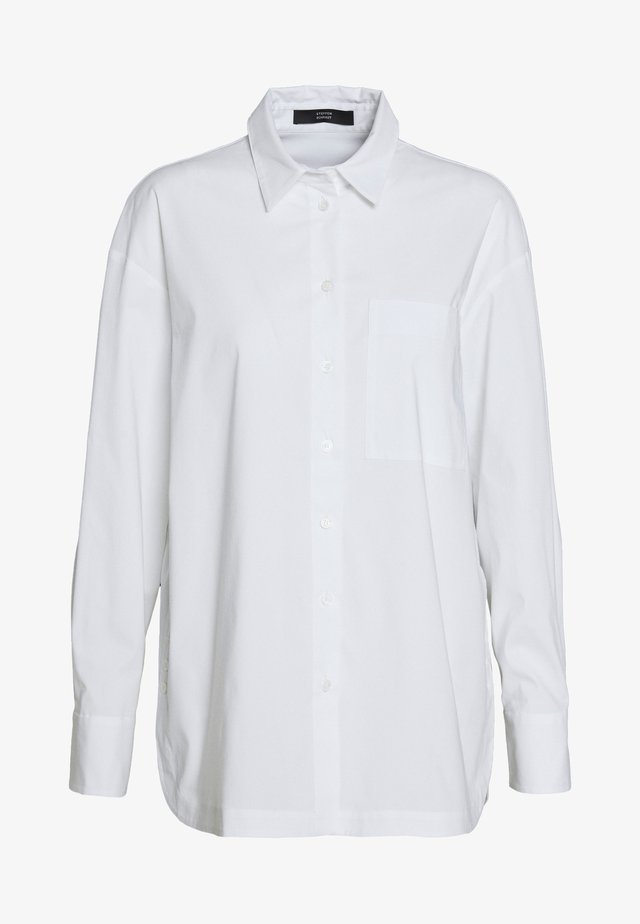 CLEMANDE FANCY BLOUSE - Blouse - white