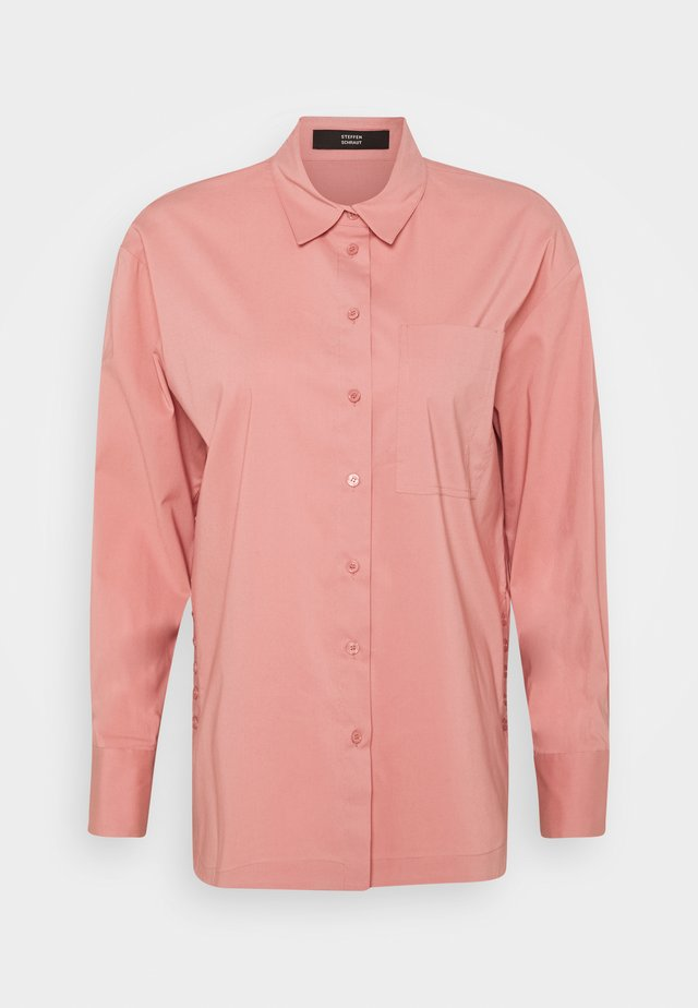 CLEMANDE FANCY BLOUSE - Blouse - blush rose