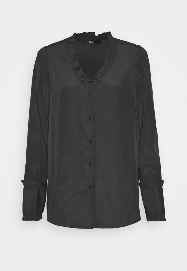 DREW'S LOVELY BLOUSE - Bluse - black