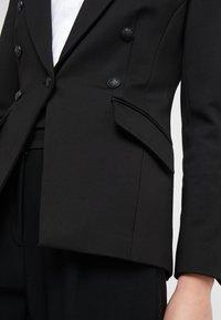 Steffen Schraut - CAROLINE FASHIONISTA - Blazer - black - 3