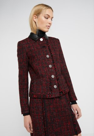 BROOKLYN GLAM  - Blazer - red/black