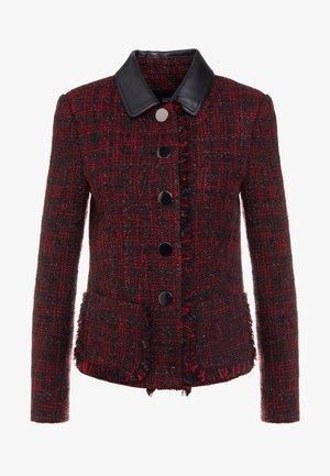 BROOKLYN GLAM  - Blazer - red/black