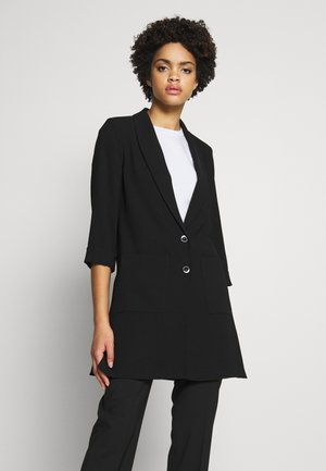 CAROL LONG SUMMER BLAZER - Blazer - black