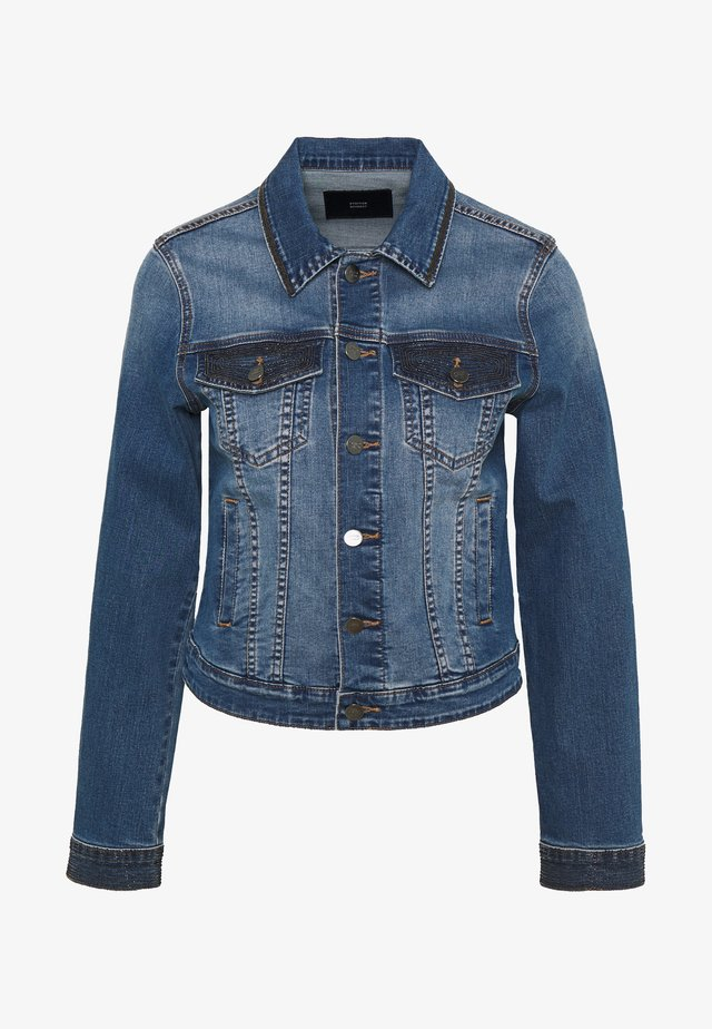 CATSKILLS GLAM  - Denim jacket - blue denim