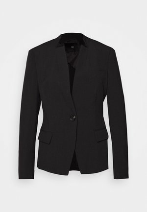 SAVIS LUXURY - Blazer - dark grey