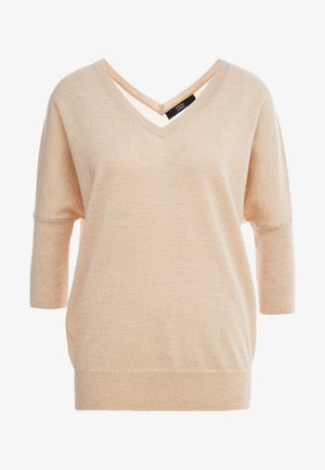 GLAM FASHIONISTA - Pullover - funky gold