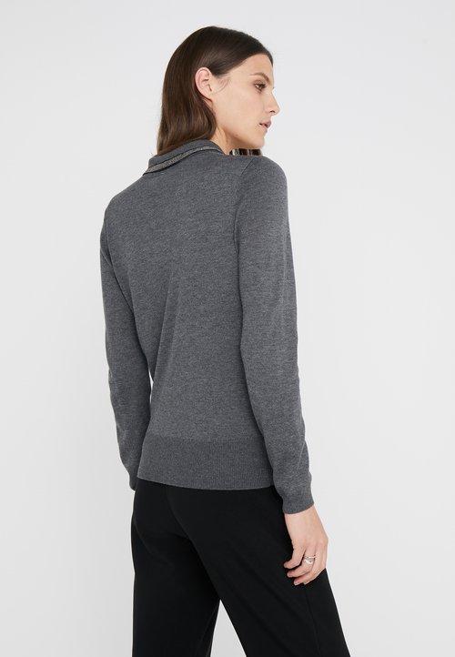 Steffen Schraut KATE GLAM - Sweter - dark grey Odzież Damska OJHB-RL8 dobry