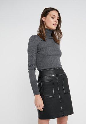 TNECK SPECIAL - Jersey de punto - dark grey