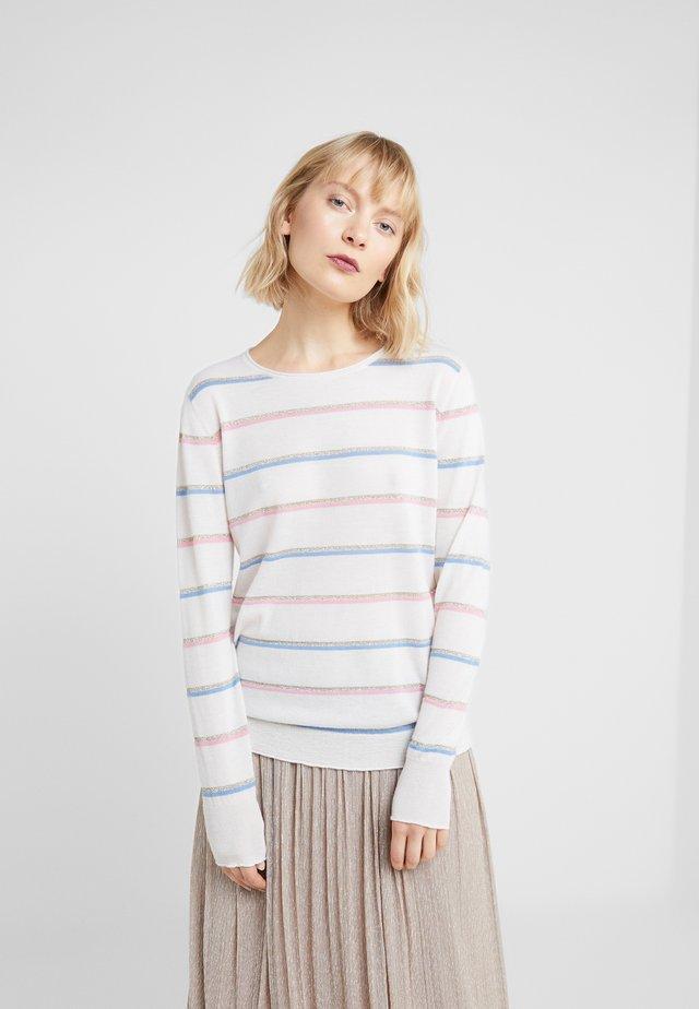THE LUXURY STRIPE - Jersey de punto - multi color