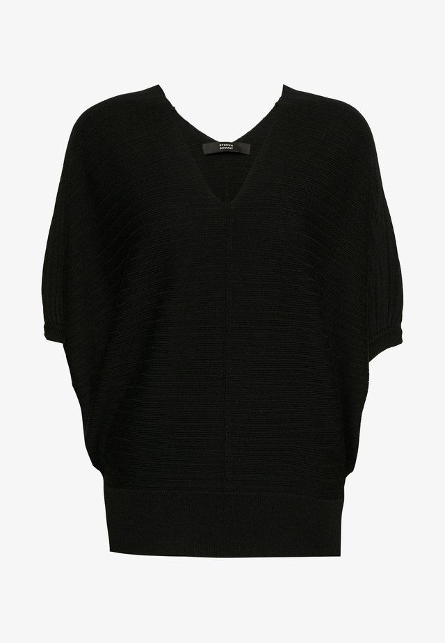 VERONIQUE FASHIONISTA - Jumper - black