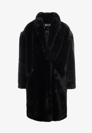 LUXURY FASHION CABAN JACKET - Winter coat - black