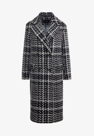 NEW YORK FASHION CHECK COAT - Classic coat - multi color