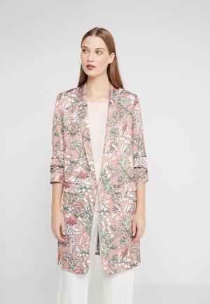 LOU SUMMER COAT - Zimní kabát - light pink