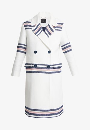 SUMMER STRIPE COAT - Frakker / klassisk frakker - multi color