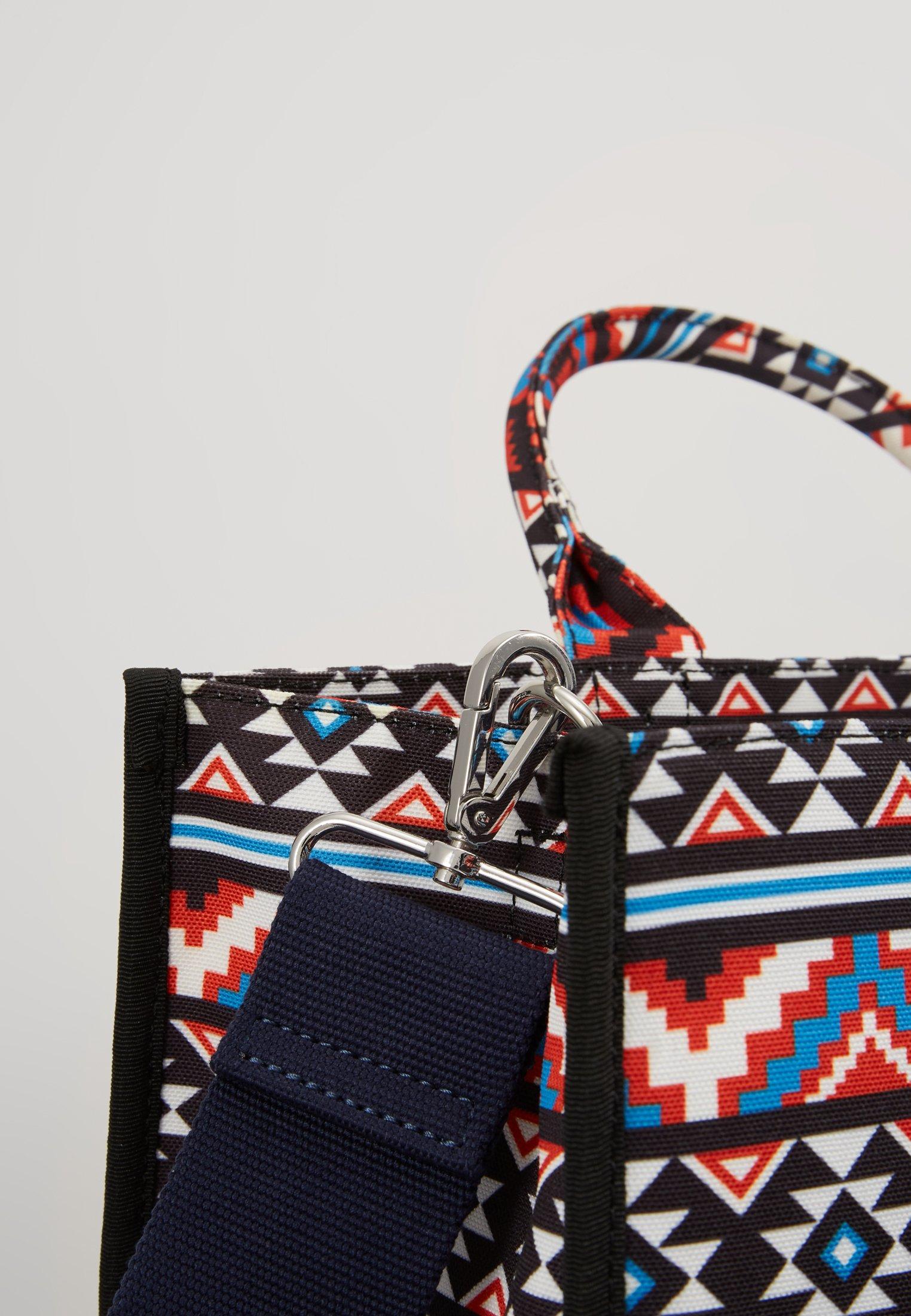 Steffen Schraut NADJA - Shoppingveske - multicolour