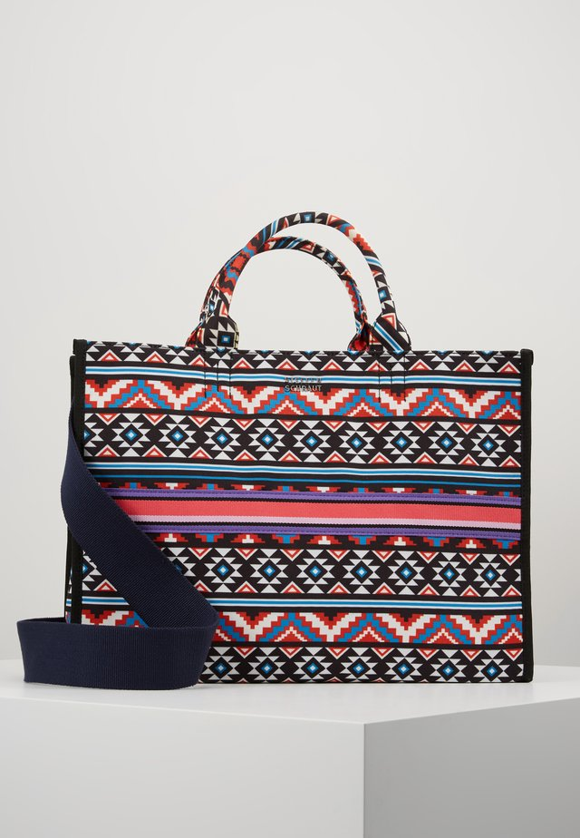 NADJA - Tote bag - multicolour