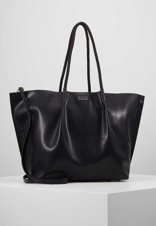 KATE - Shopping Bag - black