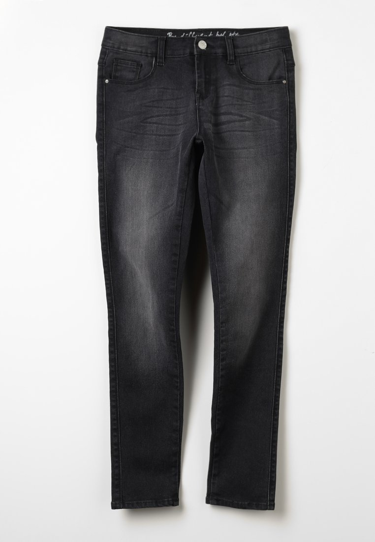 Staccato - Vaqueros pitillo - black denim