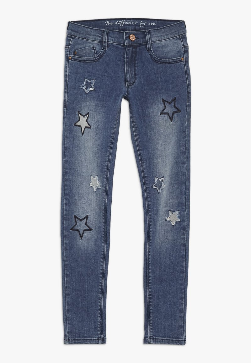 Staccato - TEENAGER - Skinny džíny - mid blue denim