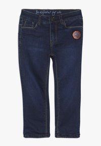 Staccato - THERMO TEENAGER - Skinny džíny - mid blue denim - 0