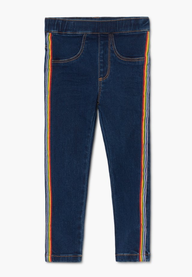 TREGGINGS KID - Jeans Skinny Fit - mid blue denim