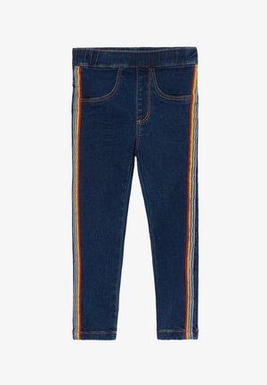 TREGGINGS KID - Jeans Skinny - mid blue denim