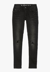 Staccato - Jeans Skinny Fit - black denim - 0