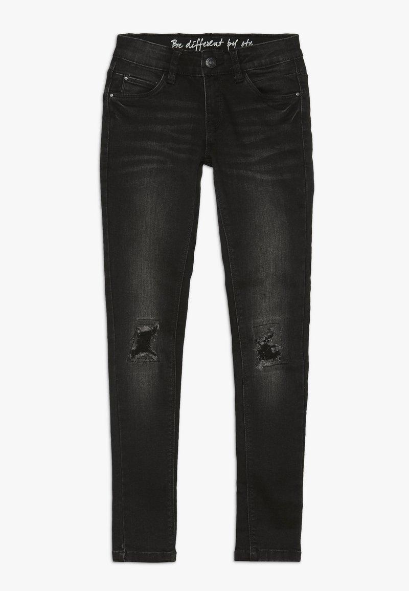 Staccato - Jeans Skinny Fit - black denim