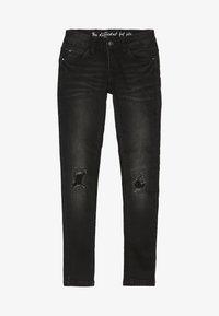 Staccato - Jeans Skinny Fit - black denim - 3
