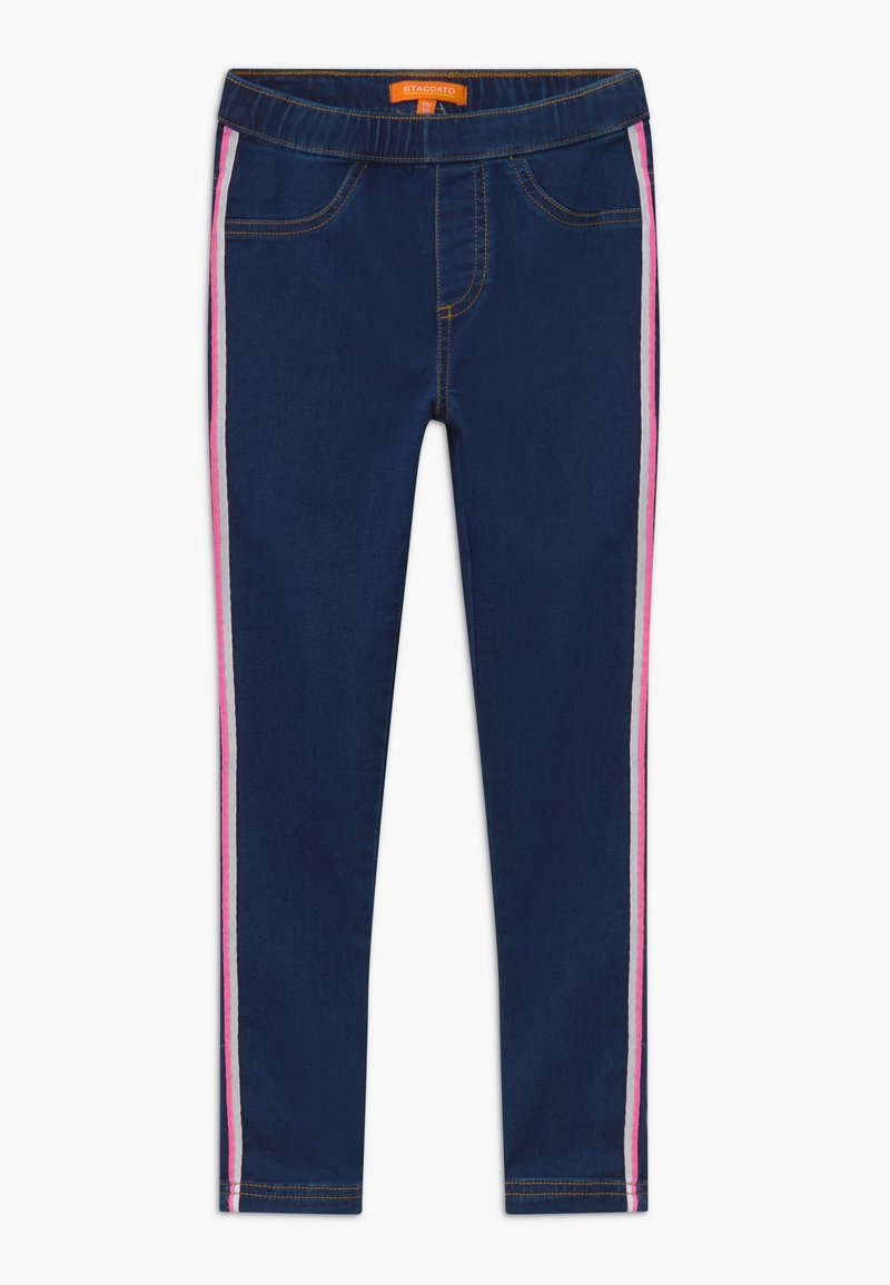 Staccato - KID - Jeggings - dark blue denim