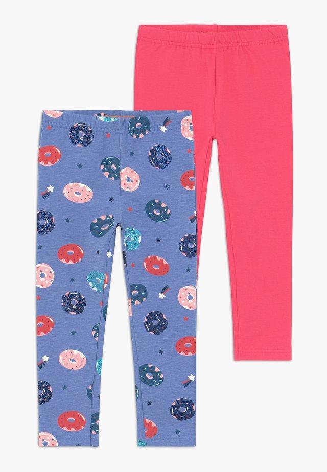 THERMON KID 2 PACK  - Pantaloni sportivi - sky blue shugar red