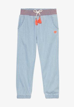 KID - Kalhoty - light blue denim