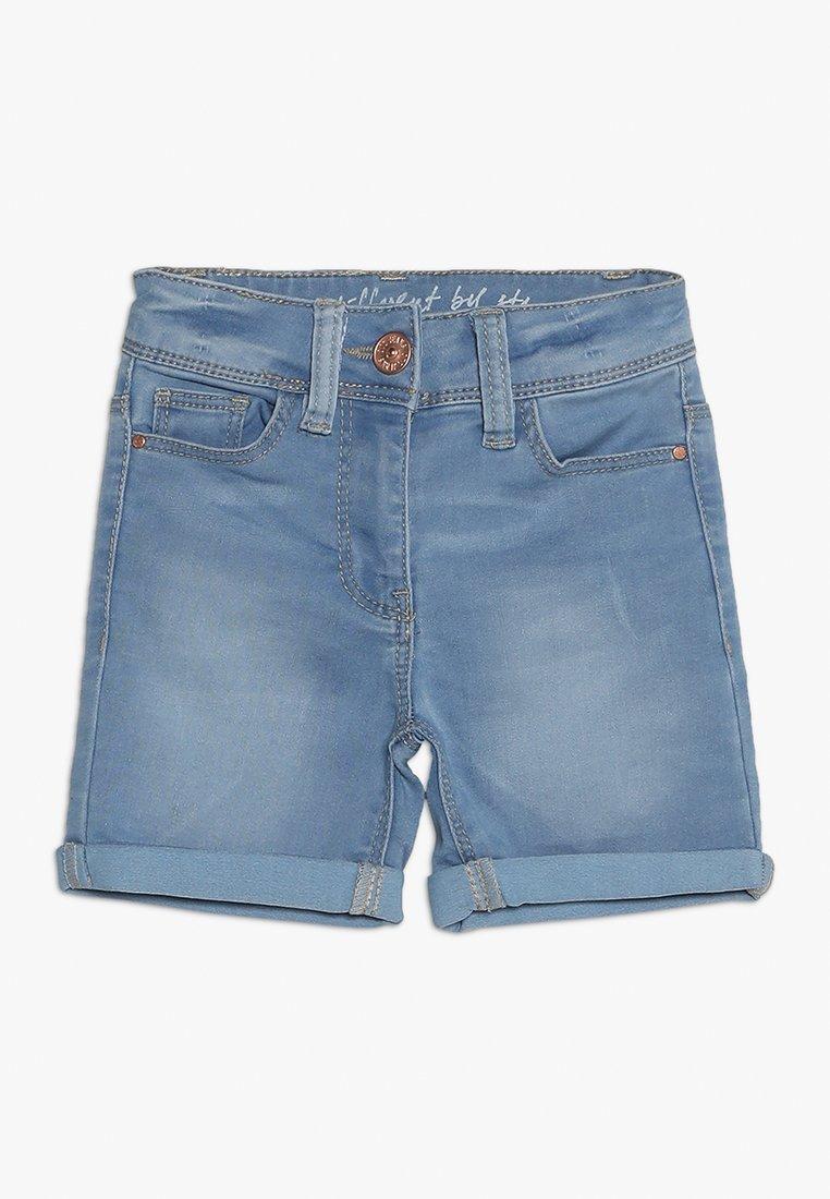 Staccato - BERMUDAS - Jeans Shorts - light blue