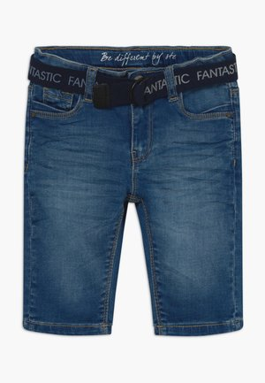 CAPRI KID - Short en jean - mid blue denim