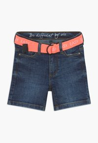 Staccato - KID - Denim shorts - dark blue denim - 2