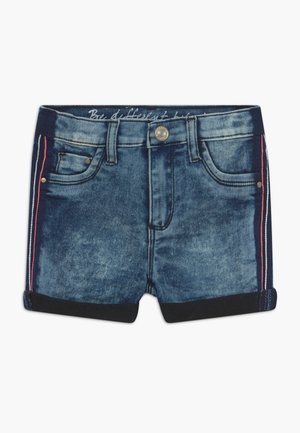 KID - Denim shorts - mid blue denim