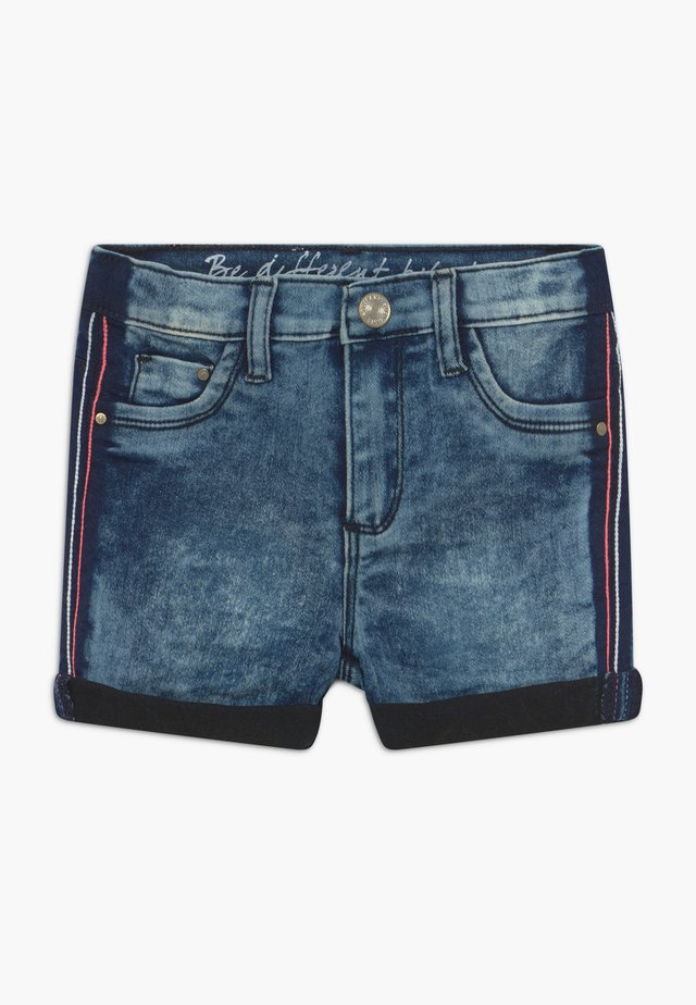 KID - Jeansshort - mid blue denim