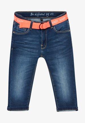 CAPRI TEENAGER - Short en jean - mid blue denim