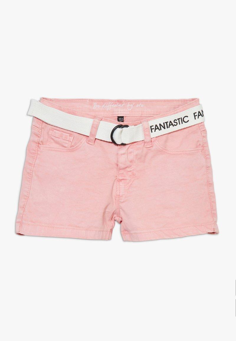 Staccato - TEENAGER - Denim shorts - powder