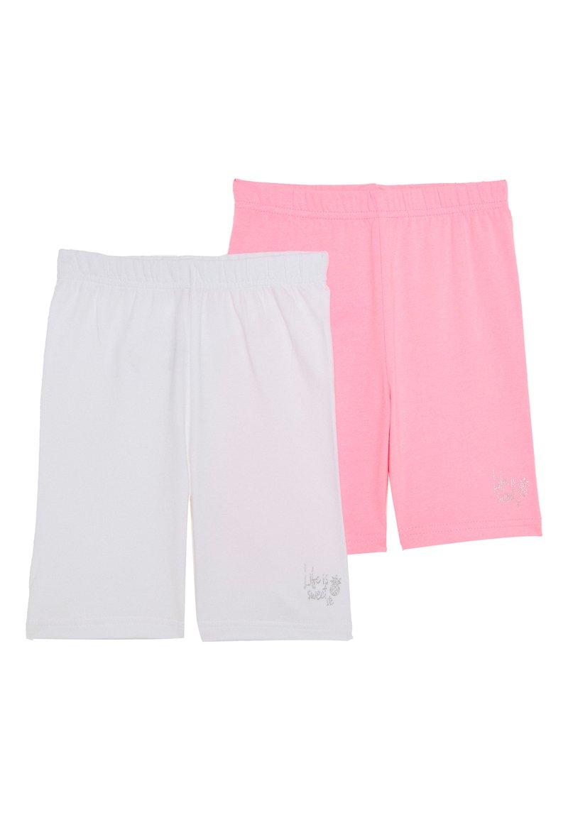 Staccato - RADLER KID 2 PACK - Shorts - pink/white