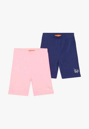 RADLER KID 2 PACK - Short - blau/pink