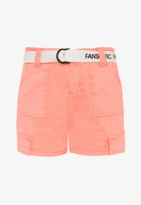 Staccato - TEENAGER - Shorts - neon peach - 0