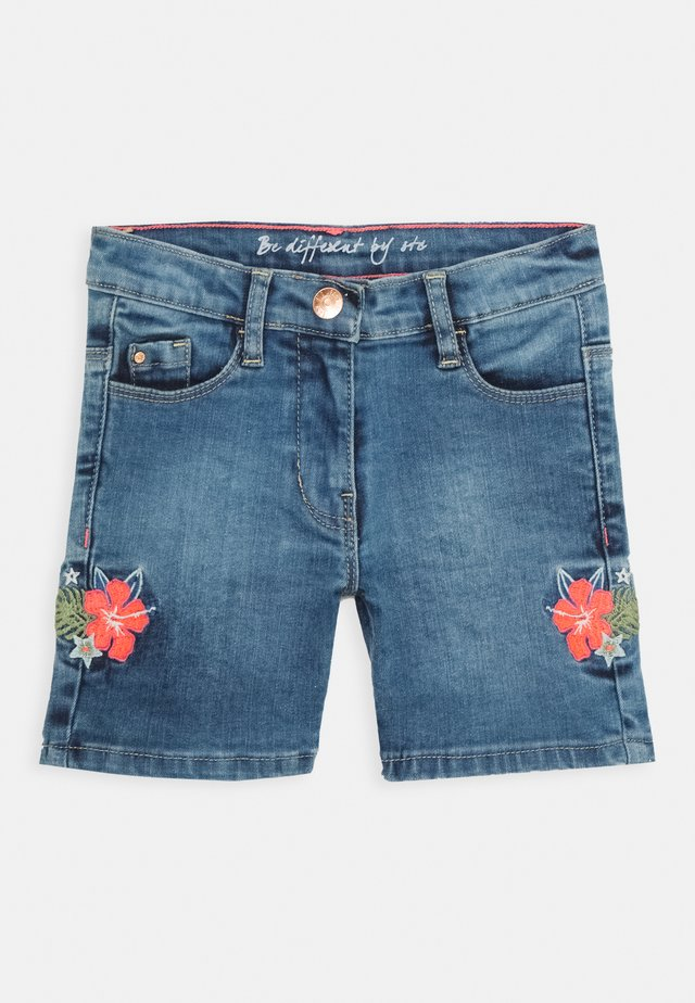 KID - Shorts di jeans - light blue denim