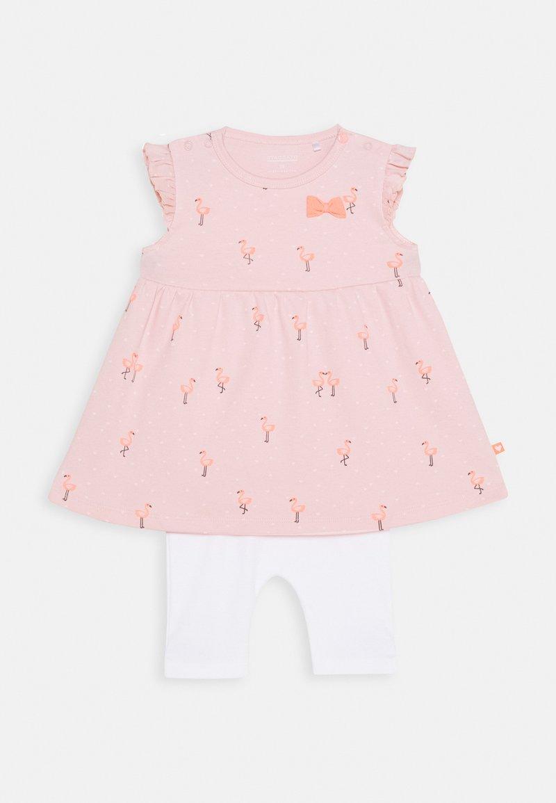 Staccato - SET - Leggings - light pink/off white
