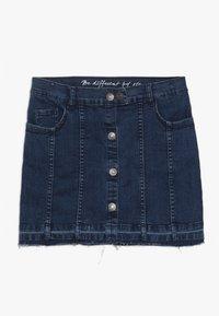 Staccato - TEENAGER - Denimová sukně - mid blue denim - 0